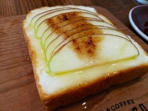 サワークリーム&ハニーバターアップル
