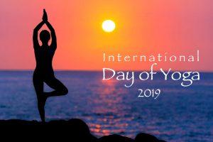 国際ヨガの日